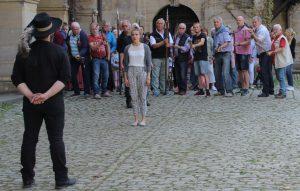 Anna bittet um Gnade für Altdorf