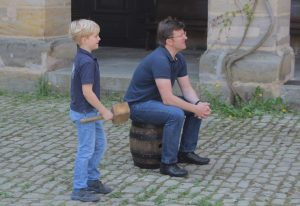 Ochsenwirt und Sohn