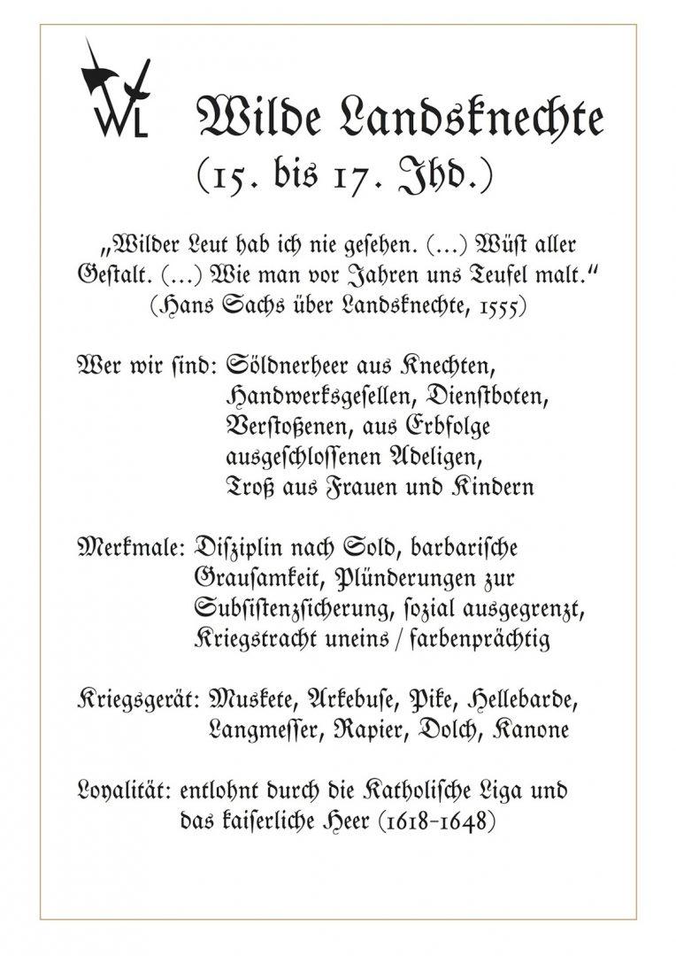 Schild Wilde